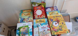 30 libros infantiles hasta 10 años