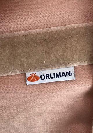 Faja dorso lumbar ORLIMAN LUMBITEC talla (XL)