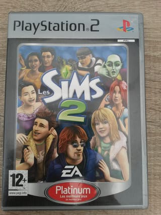 Videojuego Sims 2 (PS2)