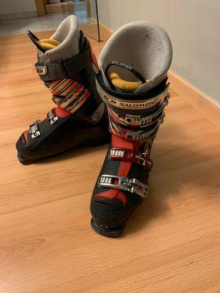 Botas Esquí talla 43