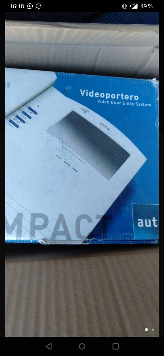 VideoPortero Auta Compact