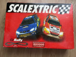 SCALEXTRIC C2 RALLY