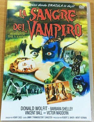DVD LA SANGRE DEL VAMPIRO BLU-RAY 5