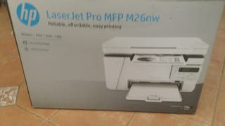 Impresora Hp Pro MFP M26 nw Láser A4 Wifi