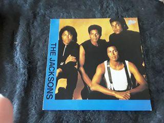 LP The Jacksons