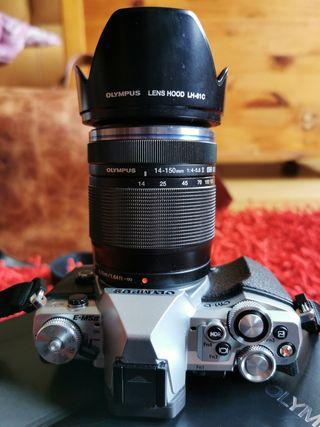 Olympus OM-D E-M5 Mark II + Accesory Kit PRO