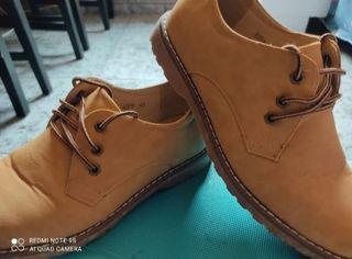 Zapatos Camel Hombre