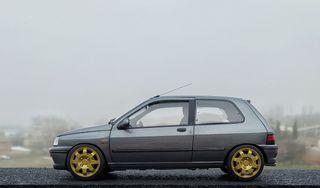 Renault Clio 16s Norev 1/18
