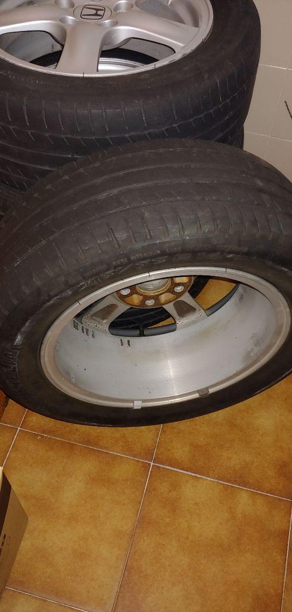 """Llantas Honda Accord 16"""""""