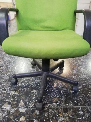 sillón giratorio