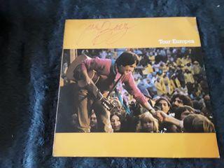LP Joan Baez, Tour Europa