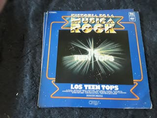 Historia de la Música Rock, Los Teen Tops