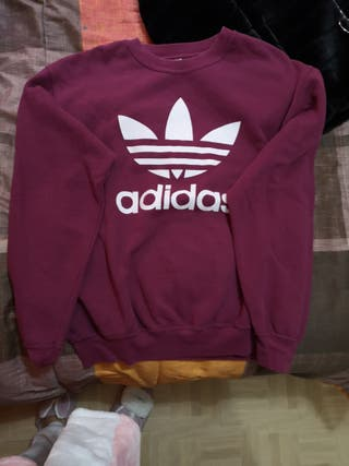 jersey Adidas color granate Taya M L poco huso