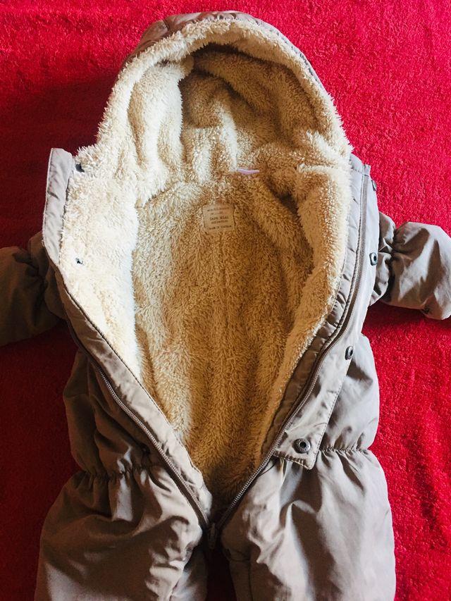 Buzo bebé Zara mini 3-6 meses