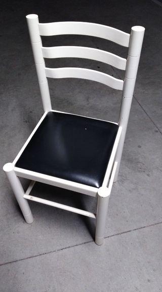 4 sillas de cocina