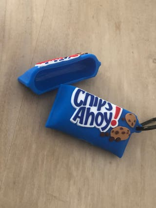 funda de los air pods pro chips ahoy