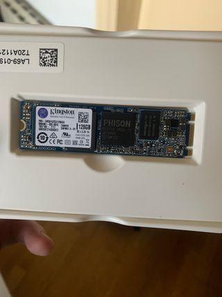 Disco Duro SSD KINGSTON 128gb