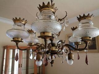 lampara antiga
