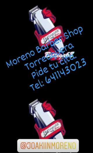 Moreno Barber Shop