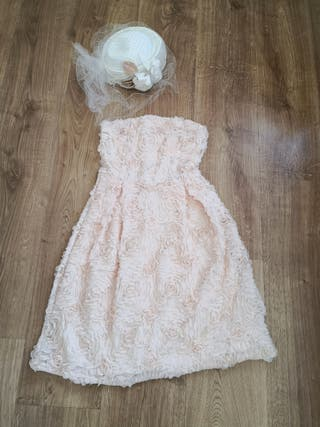 vestido de novia o fiesta de primavera verano