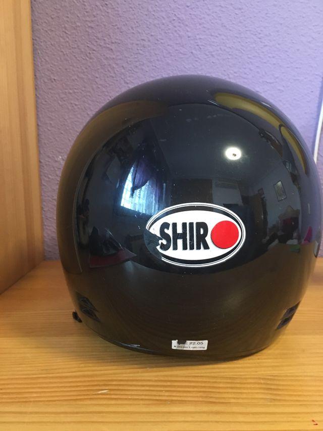Casco integral de moto Shiro