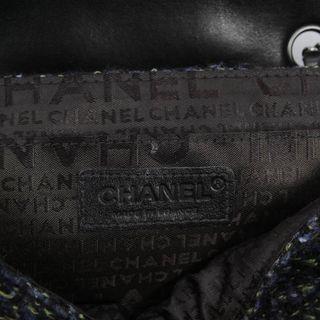 BOLSO CHANEL BAGUETTE TWEED E343513