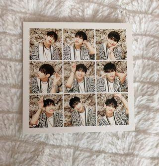 BTS Taehyung/V photocard
