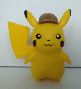 Pikachu Burger Colección Pokémon Detective