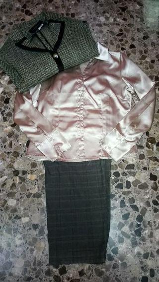 Conjunto ropa mujer XL