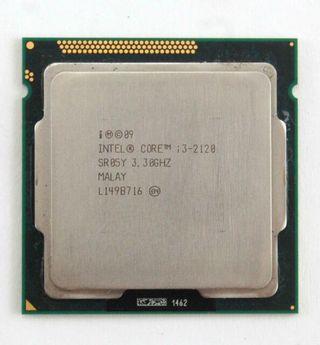 Procesador Intel® i3-2120 caché de 3M, 3,30 Ghz