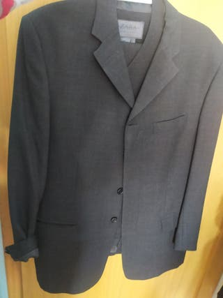 traje para hombre zara talla 42