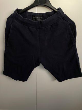Short algodón hombre