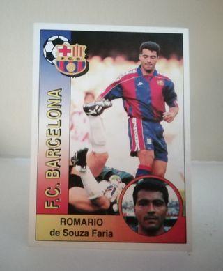 ROMARIO #69 BARCELONA PANINI STICKER LIGA 94/95