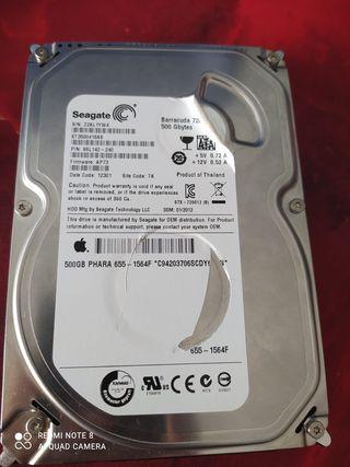 Disco duro 500gb Seagate