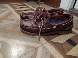 zapatos timberland casi nuevos