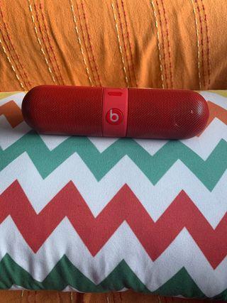 Altavoz inalámbrico Beats Pill