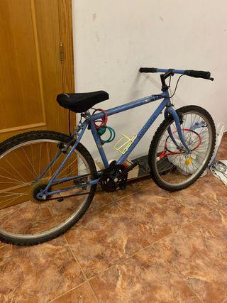 Bici Mbk baroudeur