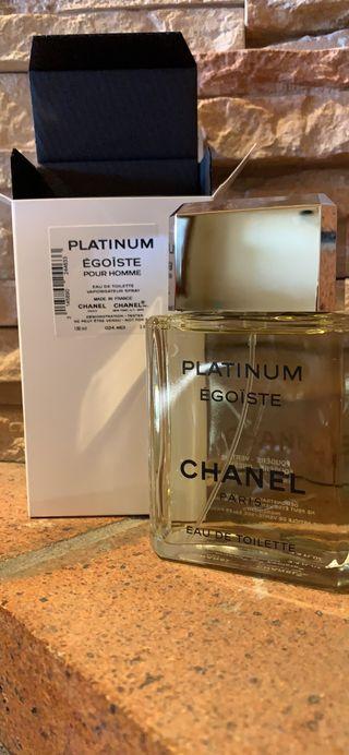 Chanel egoíste Platinum 100 ml
