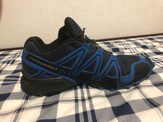 Zapatillas Salomon SpeedCross 3 Talla 42