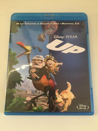 Up Blu-ray Disney Pixar