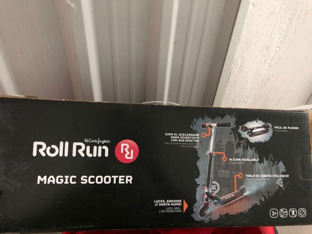 Patinete Magic Scooter Roll Run