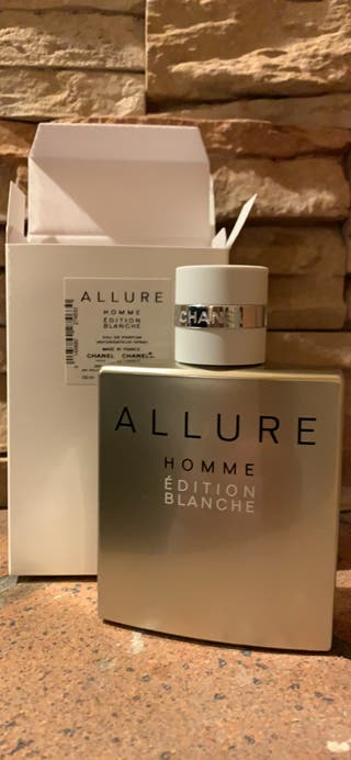 Chanel allure Blanche 100 ml