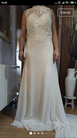 Vestido de novia modelo Palmera