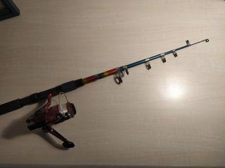 Caña de pescar Kali Delfín 240