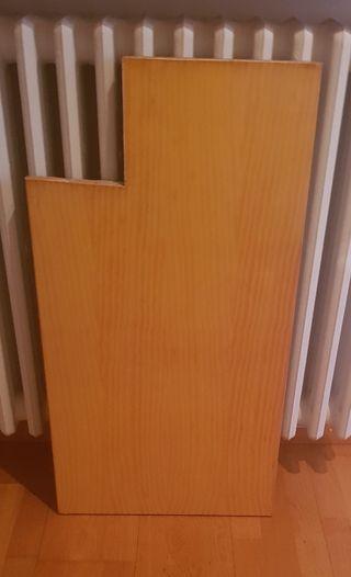 Tablón de madera contrachapado de haya