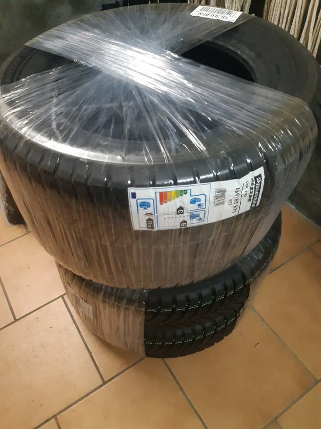 Neumáticos Bridgestone Blizzak LM001
