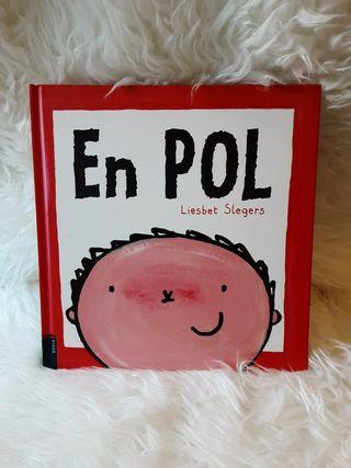 Libro infantil ilustrado EN POL. NUEVO!