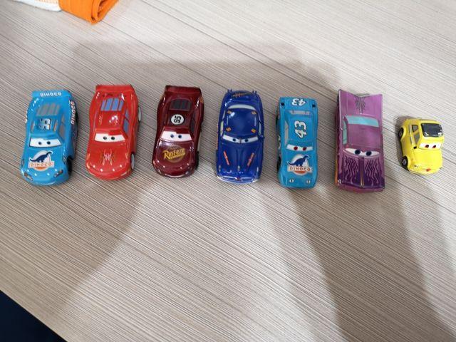 Cars coches originales de Disney.