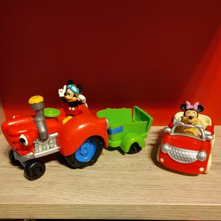 Mickey Mouse Tractor