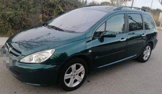 Peugeot 307 sw 2.0 HDI 2004 7 plazas